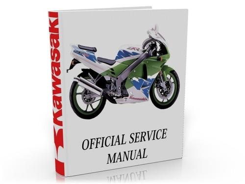 kawasaki zxr250 owners manual