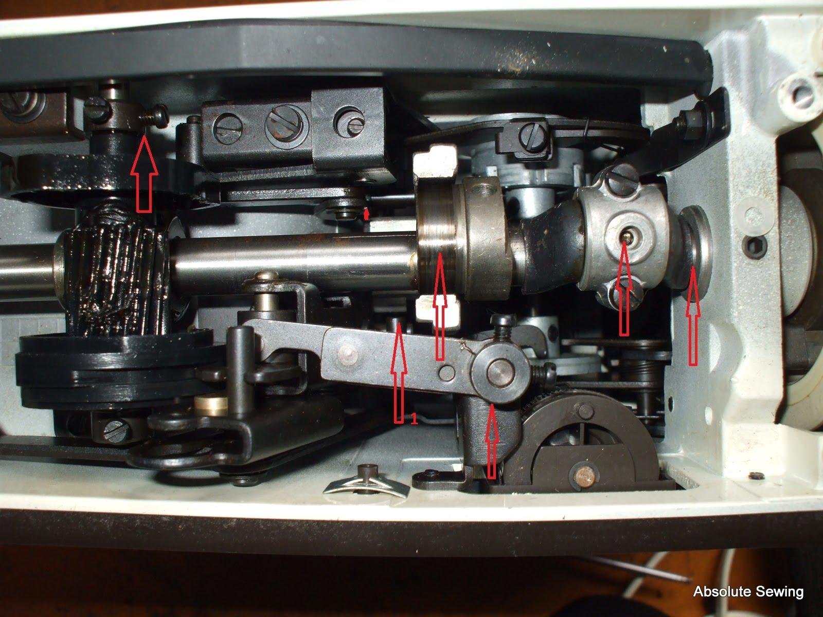 globe cub 6 sewing machine manual