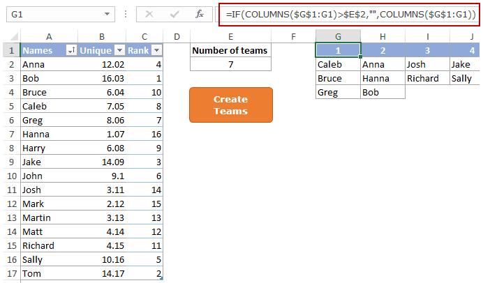 excel generate random normal sample