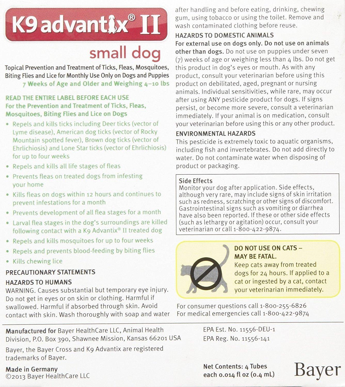 k9 advantix instructions