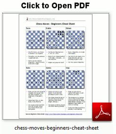 easy chess puzzles for beginners pdf