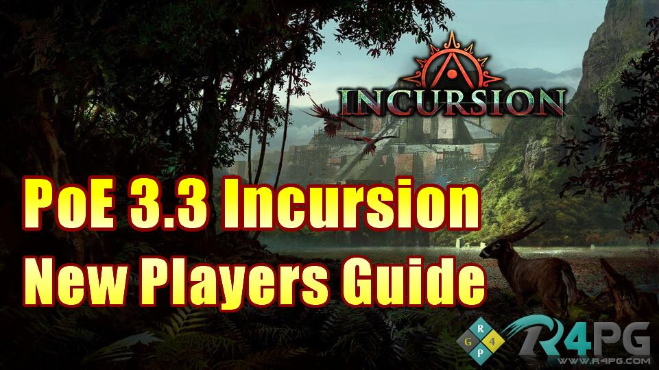 incursion guide poe