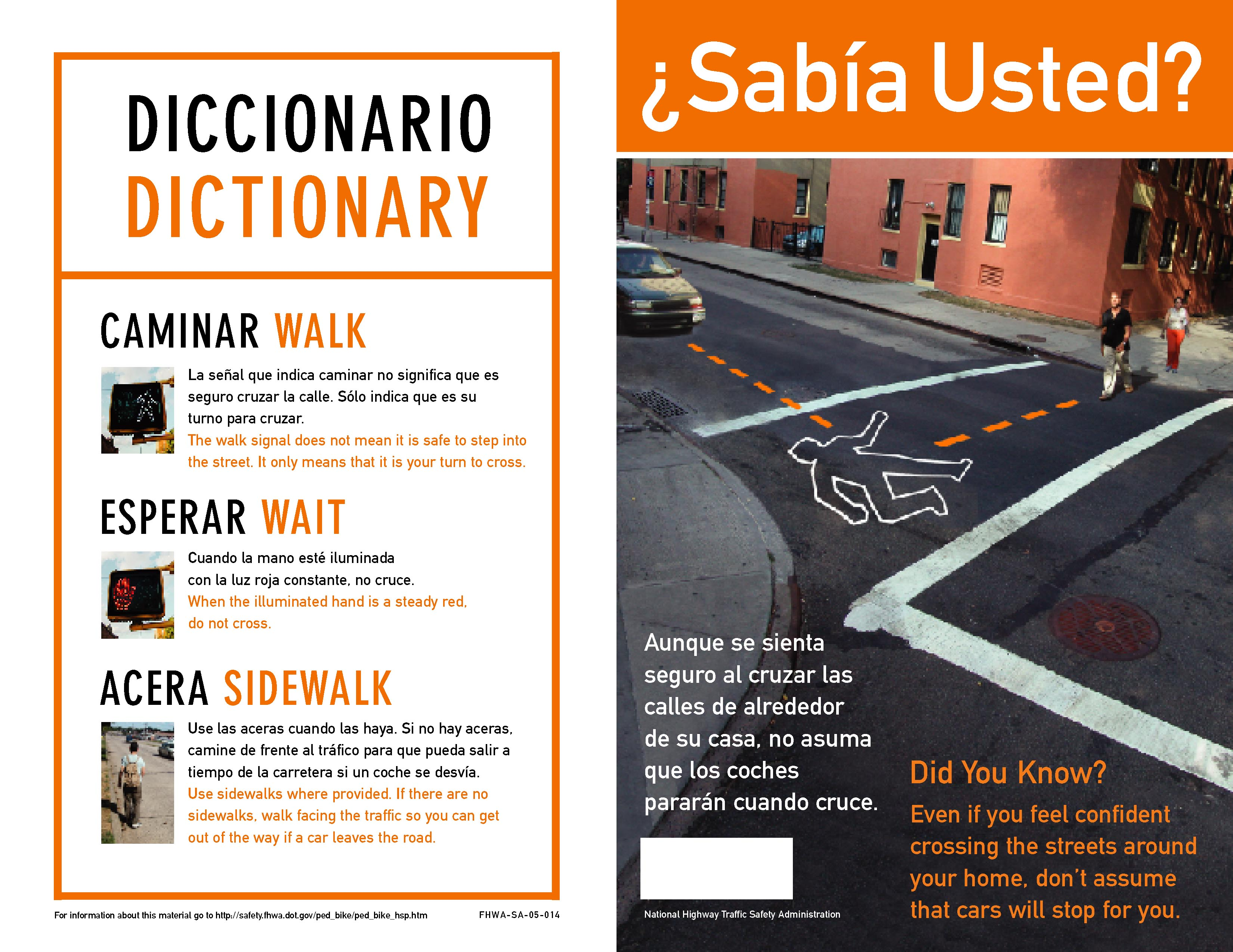 in road dictionary