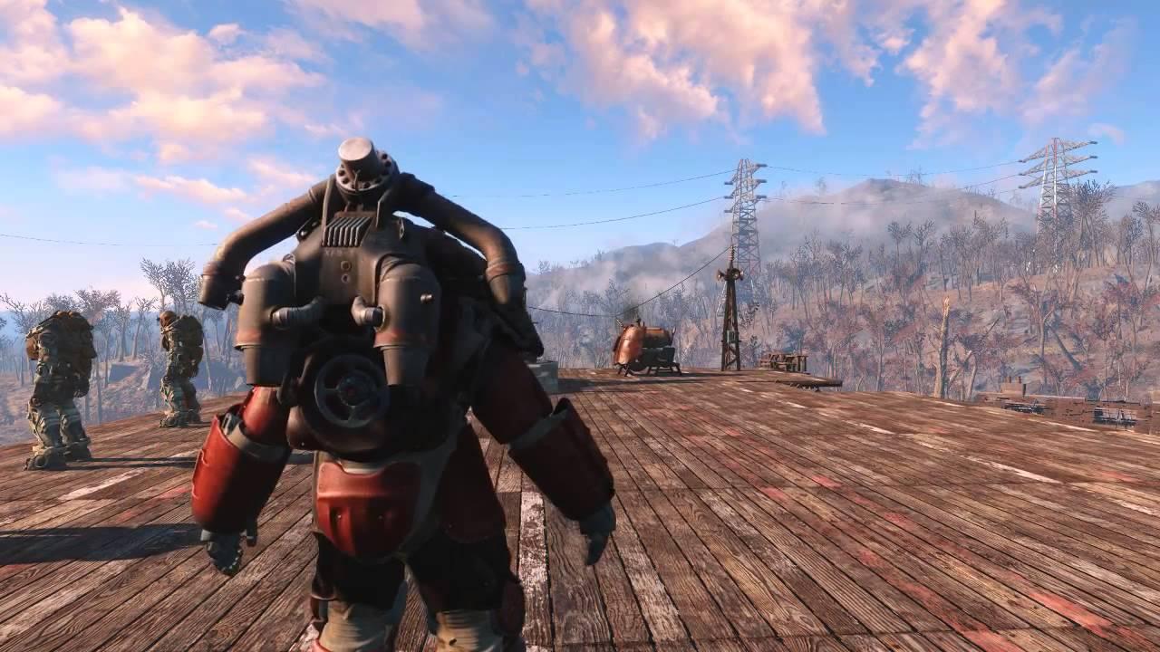 fallout 4 level 4 merchants guide