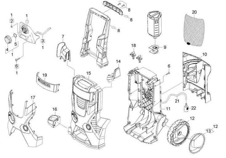 karcher 5.700 service manual