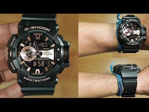 g shock ga 400gb manual