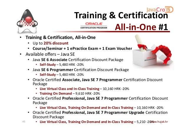 java ee 7 application developer certification