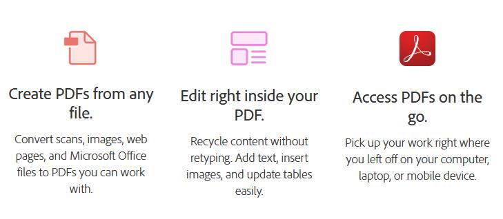 free trial addobe pdf editor