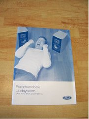 ford focus 2007 instruction manual