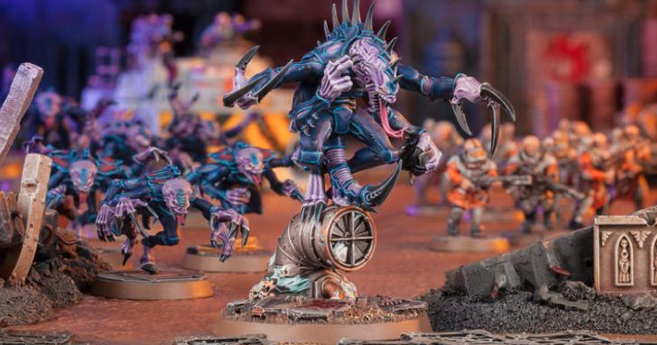 how to paint citadel miniatures genestealer cults pdf
