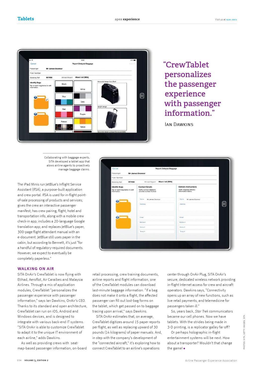 interactive service manual app