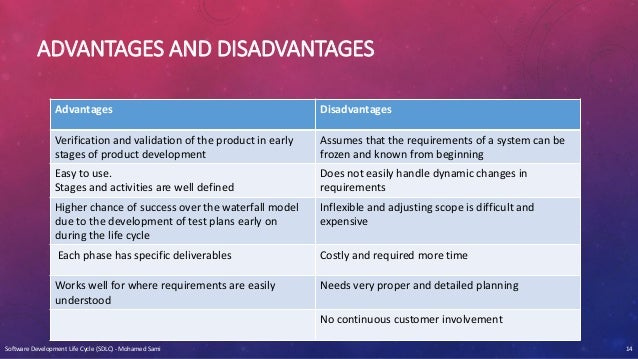 joint application development advantages and disadvantages