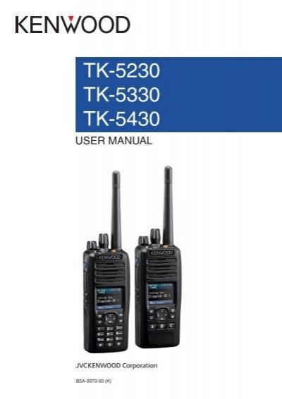 kenwood u535 user manual