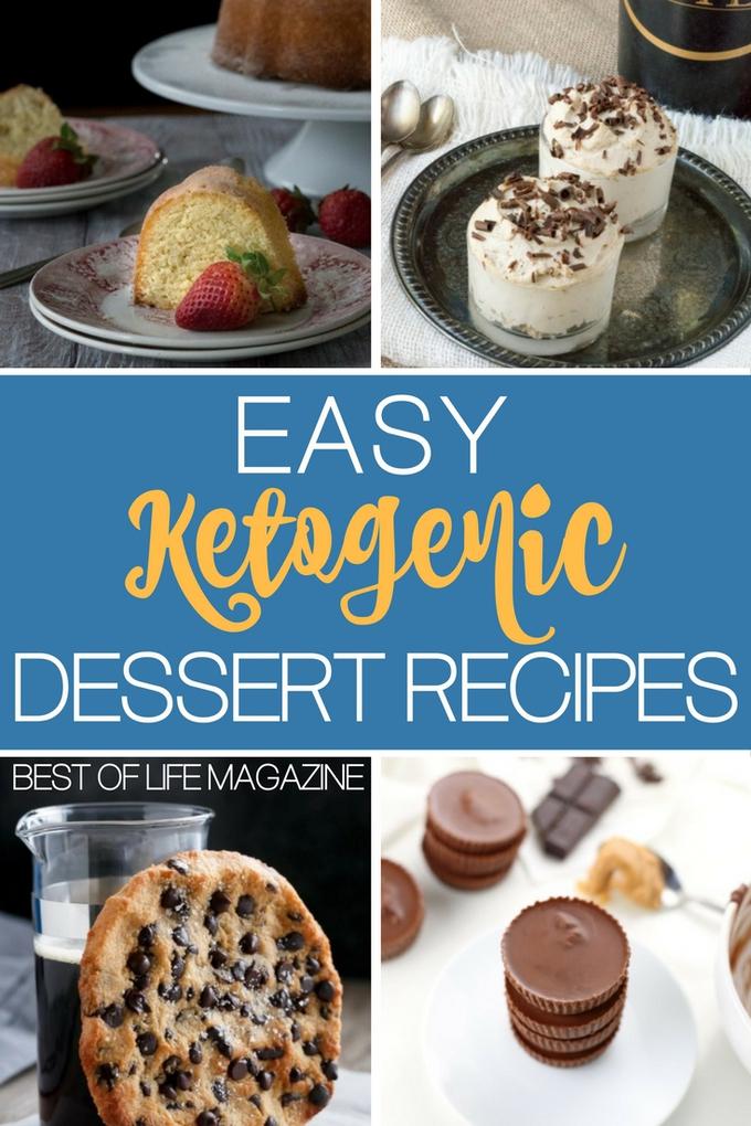 keto sweet treats cookbook pdf