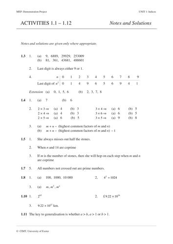 laws of indices worksheet gcse pdf