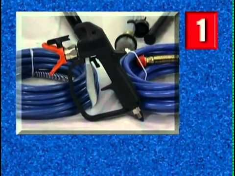 manual for a graco magnum dx model247328 airless sprayer